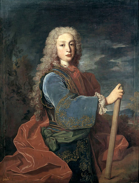 Louis I of Spain (16 Years Old)