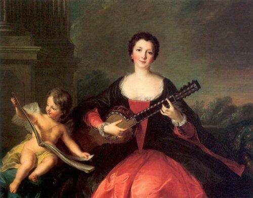 Louise-Anne de Bourbon-Condé, called Mademoiselle de Charolais