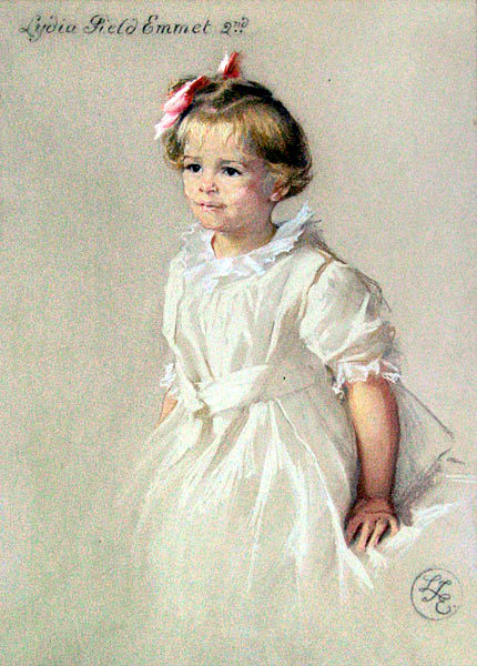 Lydia Field Emmet, niece to the painter