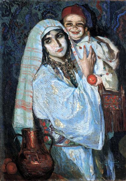 Mama Arabe