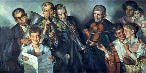 Musicos del pueblo