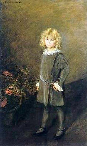 Portrait of Julie Gillespie
