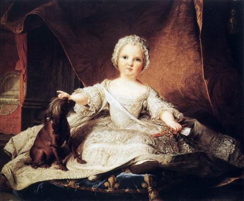 Portrait of Madame Maria Zeffirina