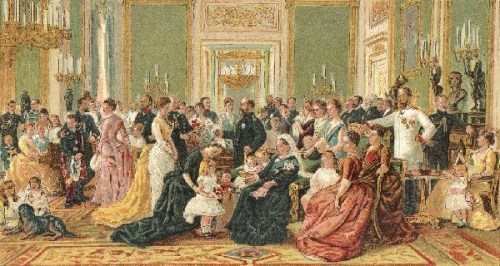 Queen Victoria Royal Family