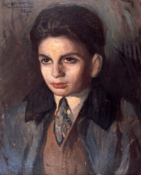 Retrato de Alfonso