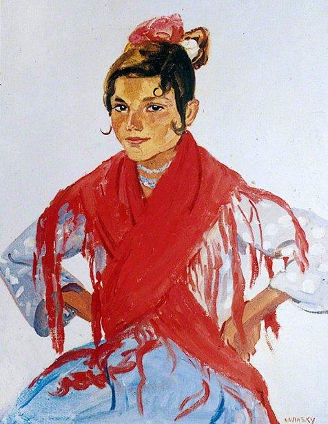 Spanish Gipsy Girl