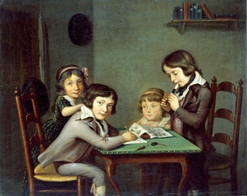 The Four Children Hoffman-Gysler