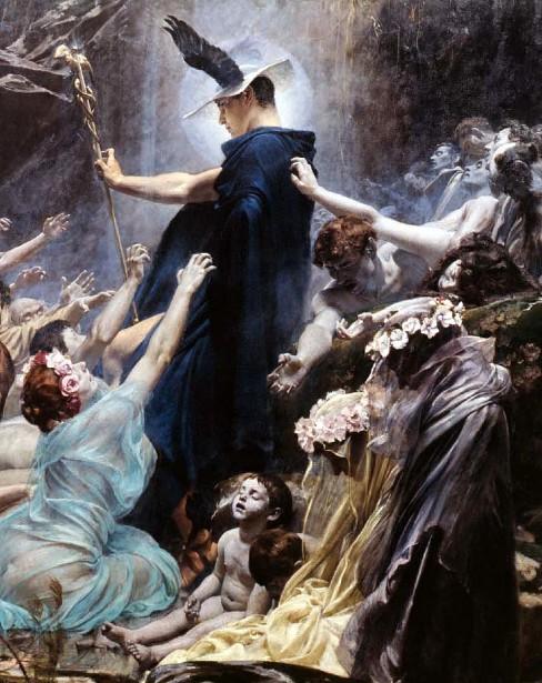 The Souls Of Acheron (detail)