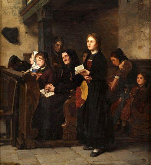 The Sunday Mass