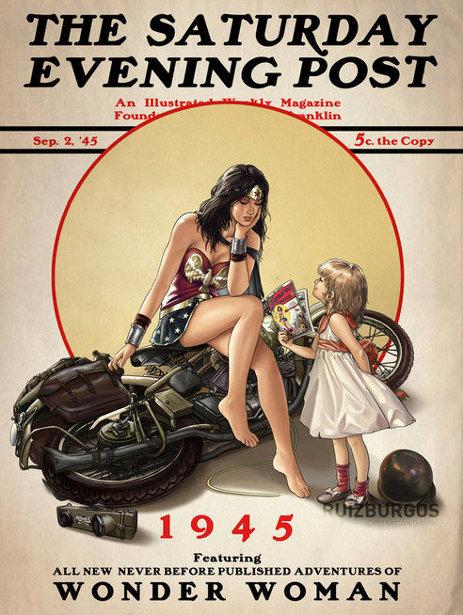 Wonder Woman 1945