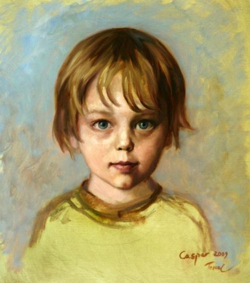 Caspar 4 Years