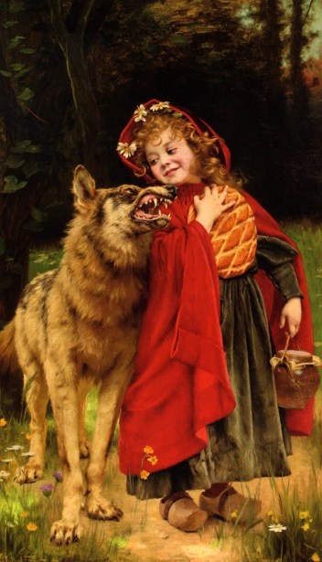 Chaperon Rouge (Little Red Riding Hood)