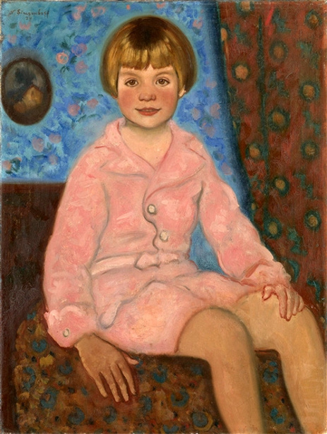 Child In Pink