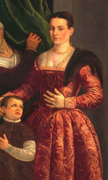 Family Portrait (detail)