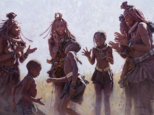 Himba Dance