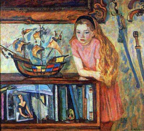 Kate And The Caravel Santa Maria