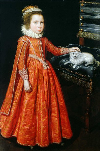 Lady Mary Feilding, Countess Of Arran