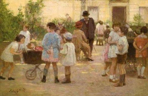 Le jardin d'enfant