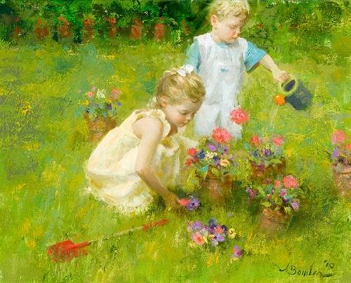 les petit jardiniers