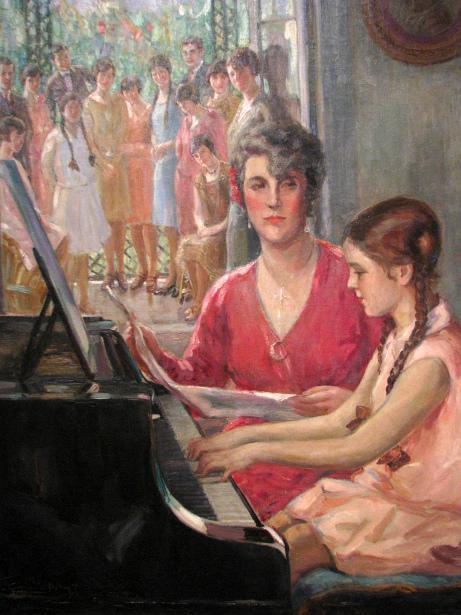Lição de Piano (Piano Lesson)