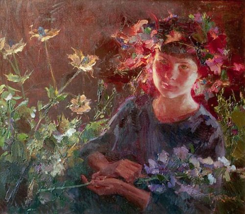 Maria Backlit