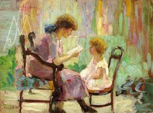 Momento de leitura