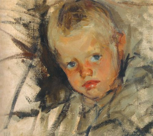 Portrait of Alesha Teplova