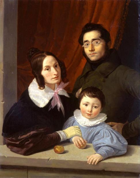 Ritratto della famiglia Rimoldi