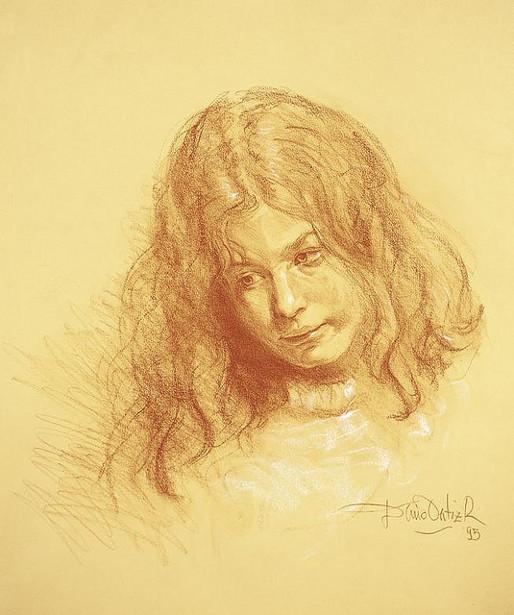Dario Ortiz (1968, Colombian)   I AM A CHILD