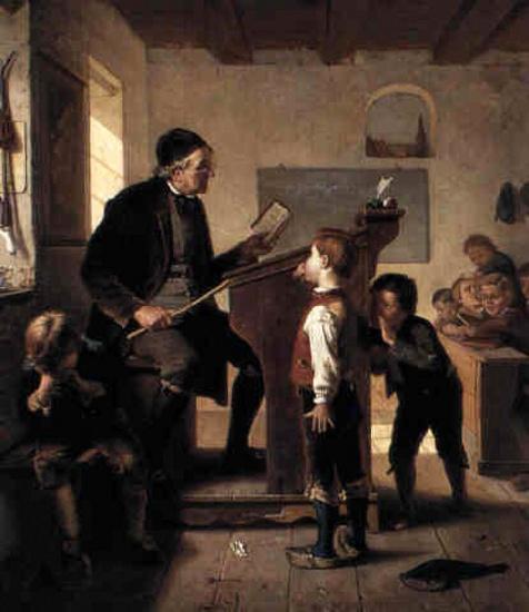 Schoolroom Discipline