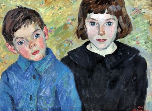 The Children Of A Country Doctor