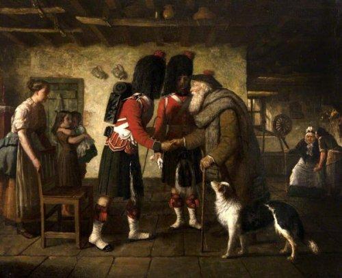 The Highlanders' Farewell