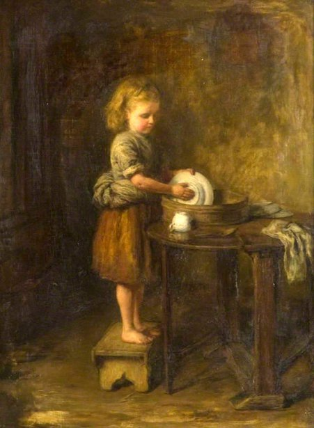 The Little Housewife