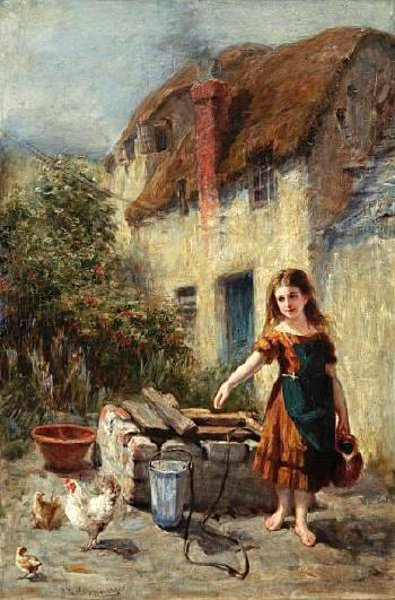 The Village Maiden