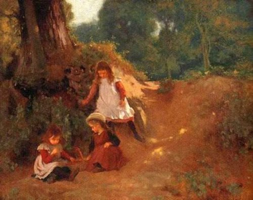 The Young Berry Pickers