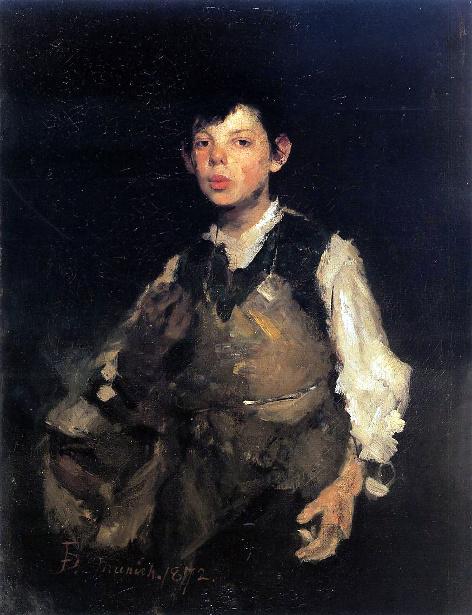 Whistling Boy