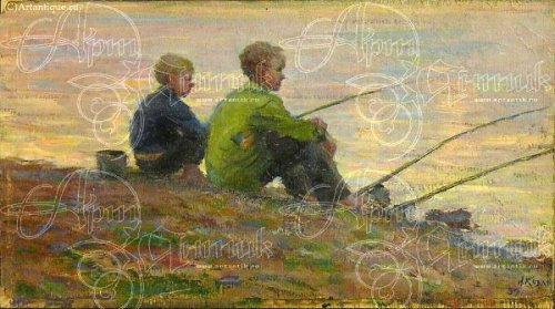 Young Fishermen