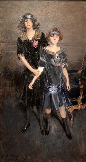 Consuelo And Muriel Vanderbilt