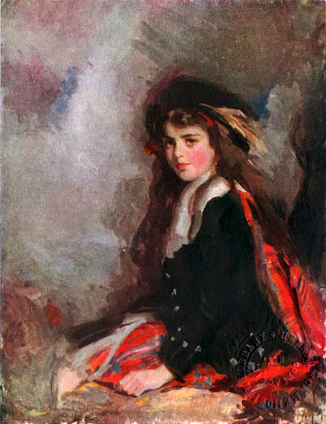 Dorothy McK - The Scottish Girl