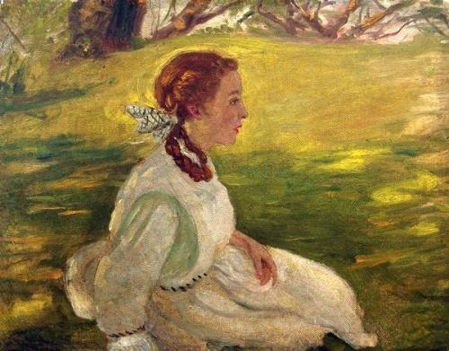 Julia In The Field