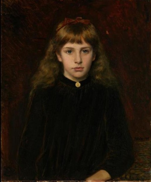 Peter N. Arbo - Dagny Kiaer (1885)