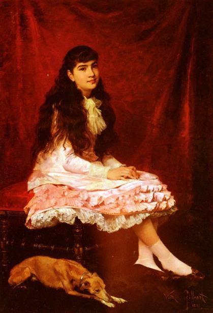 Portrait de jeune fille (Portrait Of A Girl)