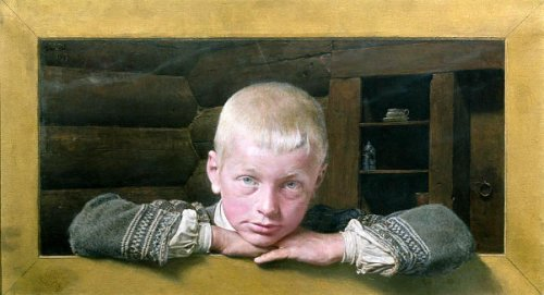 Setesdal Boy