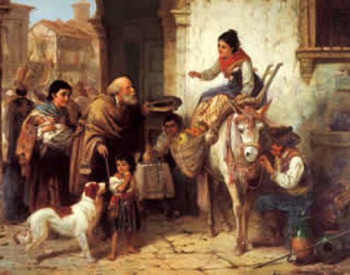 Spanish Beggars