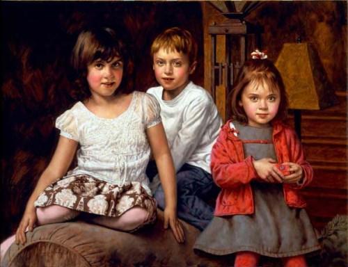 Stella, Lucas, Nyah