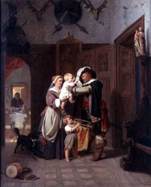 The Cavalier's Return