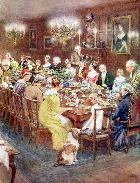 The Christmas Dinner