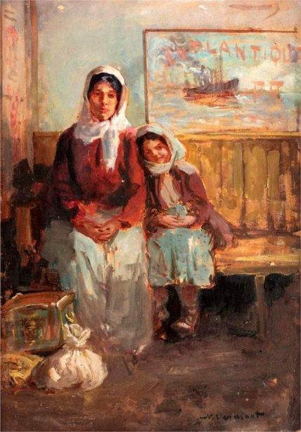 The Emigrants (Last Ship)