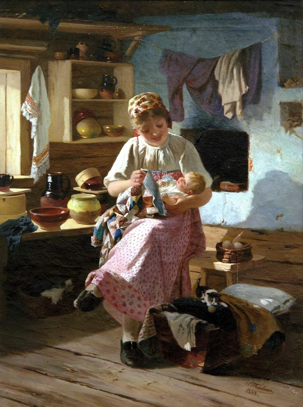ivan andreievich pelevin 1840 � 1917 russian i am a child