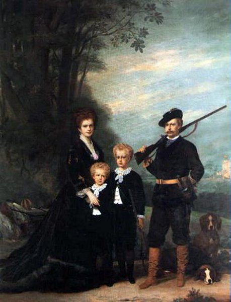 The Royal Family of Portugal